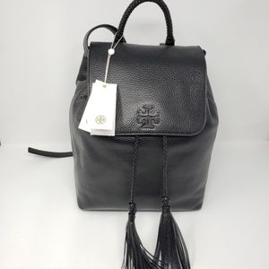 Brand New Tory Burch Leather Backpack MSRP $498